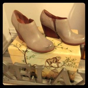 Kork Ease Ankle Bootie.